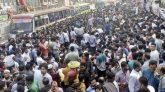 'মনে হচ্ছে পুরো ঢাকা শহর বিএনপির দখলে'