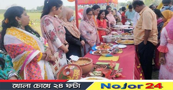 বাংলার ঐতিহ্যকে তুলে ধরতে ফরিদপুরে খিচুরী উৎসব