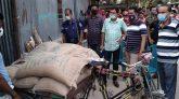 গোপালপুরে খাদ্যবান্ধব কর্মসূচির সরকারি ১০ টাকা কেজি ৬০ বস্তা চাল আটক